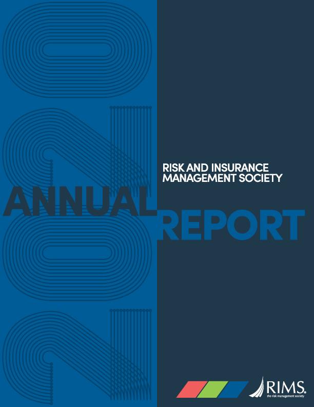 RIMS Annual Report 2020