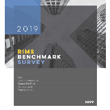 2019 benchmark RIMS cover